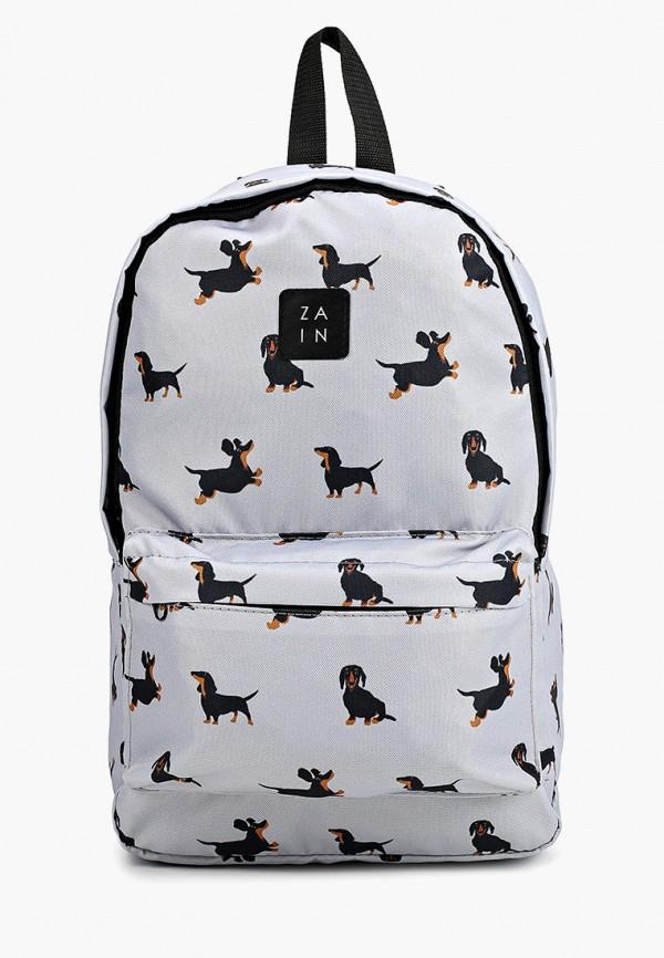 женский рюкзак zain, серый