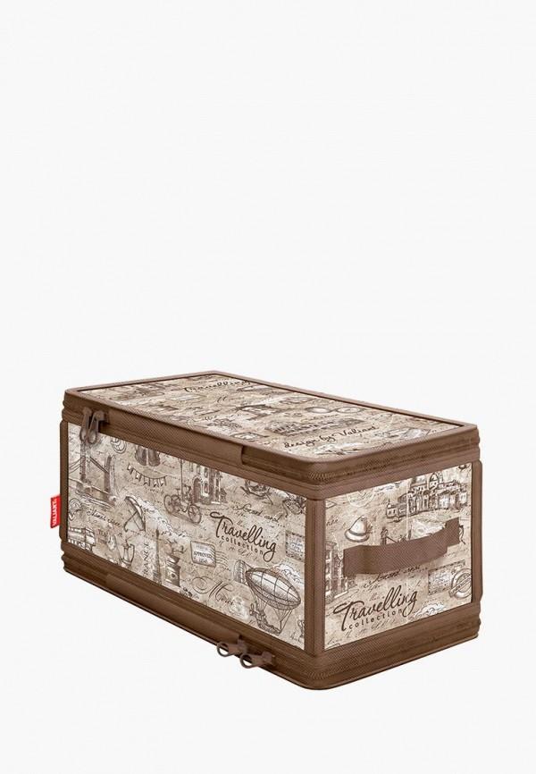 Короб для хранения Valiant Valiant MP002XU02QFL valiant короб картонный малый travelling 2 шт