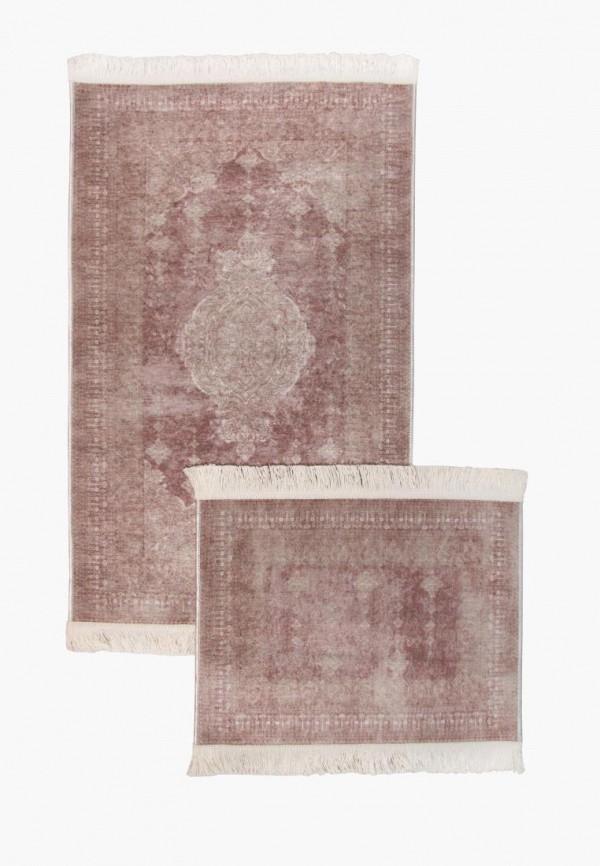 Комплект ковриков Arloni Arloni  розовый фото