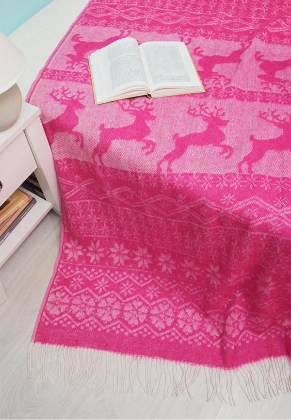 Плед Arloni Arloni  розовый фото