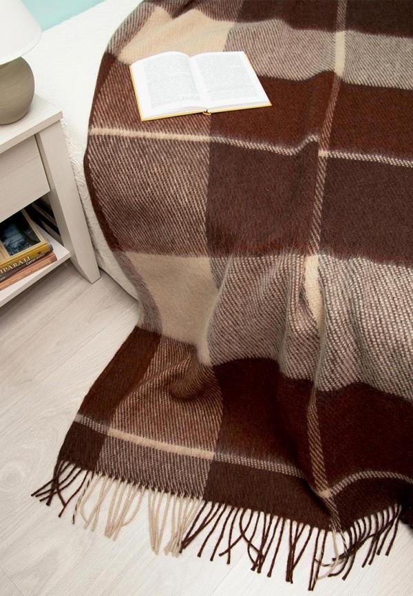 Плед Arloni Arloni  коричневый фото