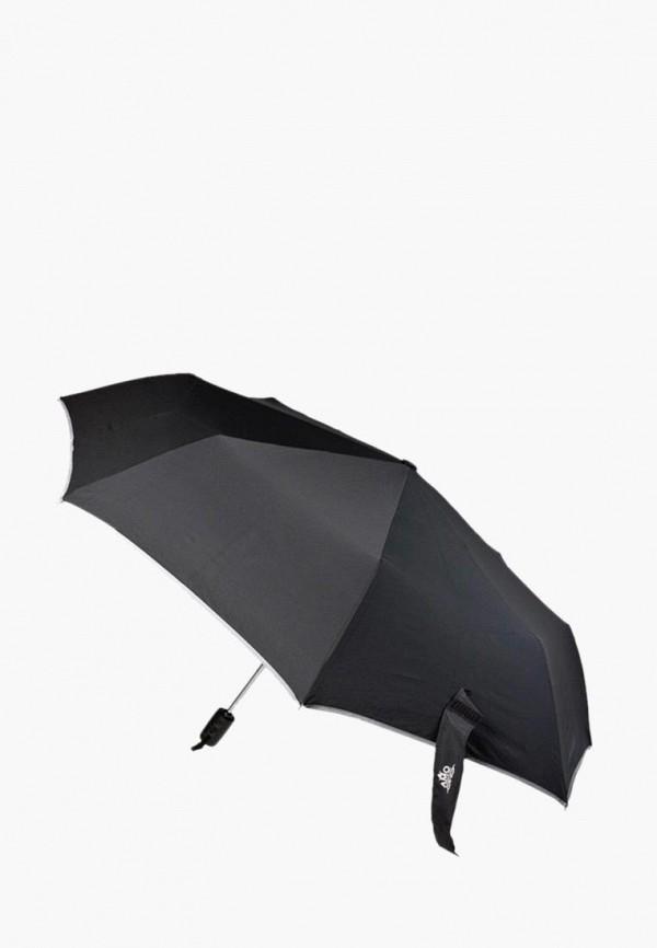женский зонт амоо, черный