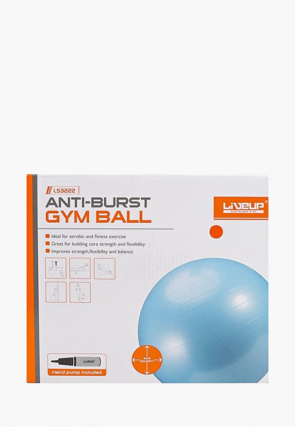 Мяч гимнастический Liveup Liveup MP002XU02RSO мяч гимнастический indigo jb2 45 с ручкой цвет розовый диаметр 45 см