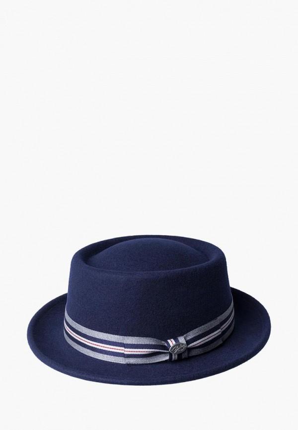 женская шляпа bailey, синяя