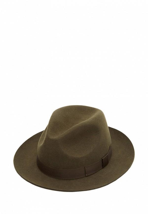 женская шляпа christys, зеленая