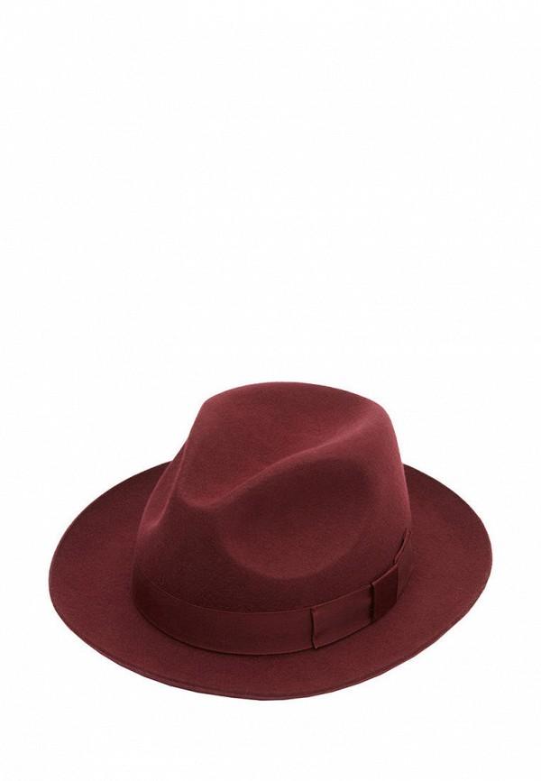 женская шляпа christys, бордовая