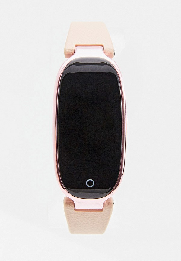 женские часы zdk, розовые