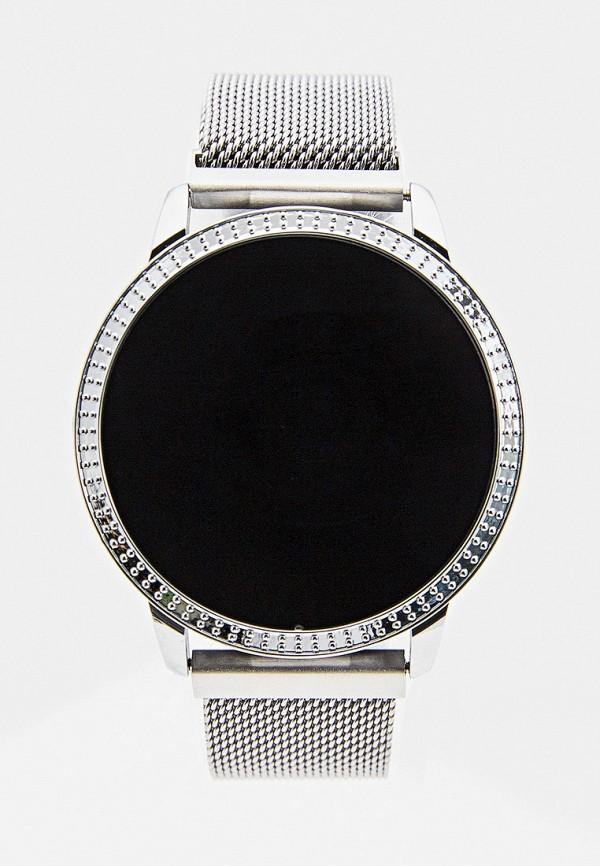 женские часы zdk, серебряные