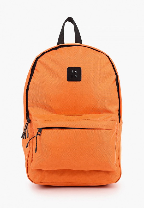 женский рюкзак zain, оранжевый