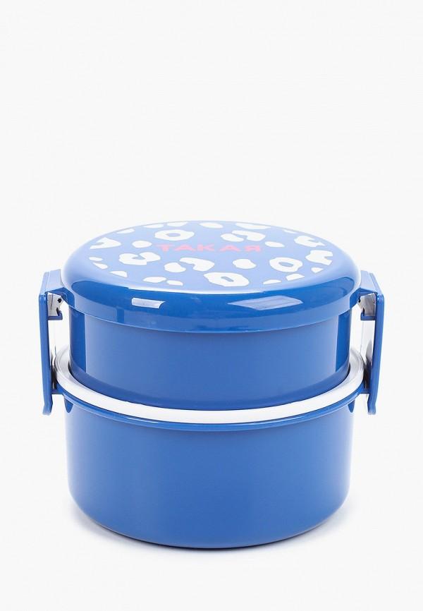 Ланчбокс Zakka Zakka MP002XU02UHK сувенир ланчбокс fruit синий