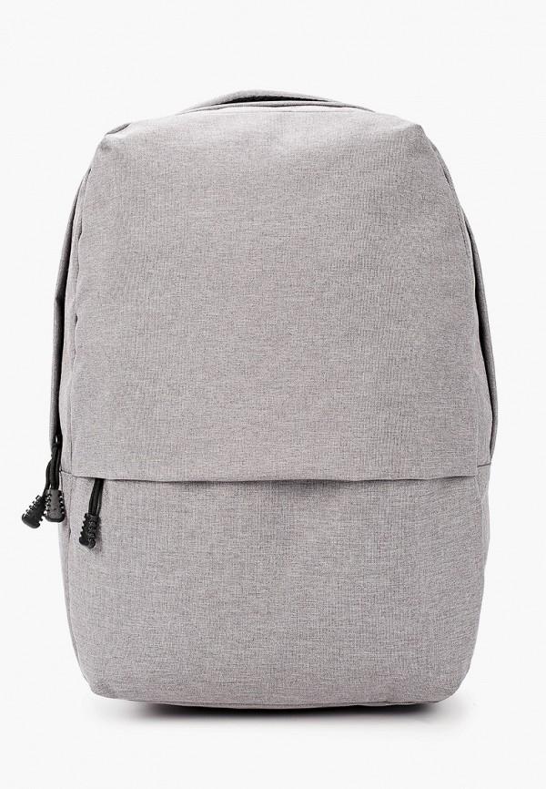 Фото - Мужской рюкзак Urban Life Accessories серого цвета