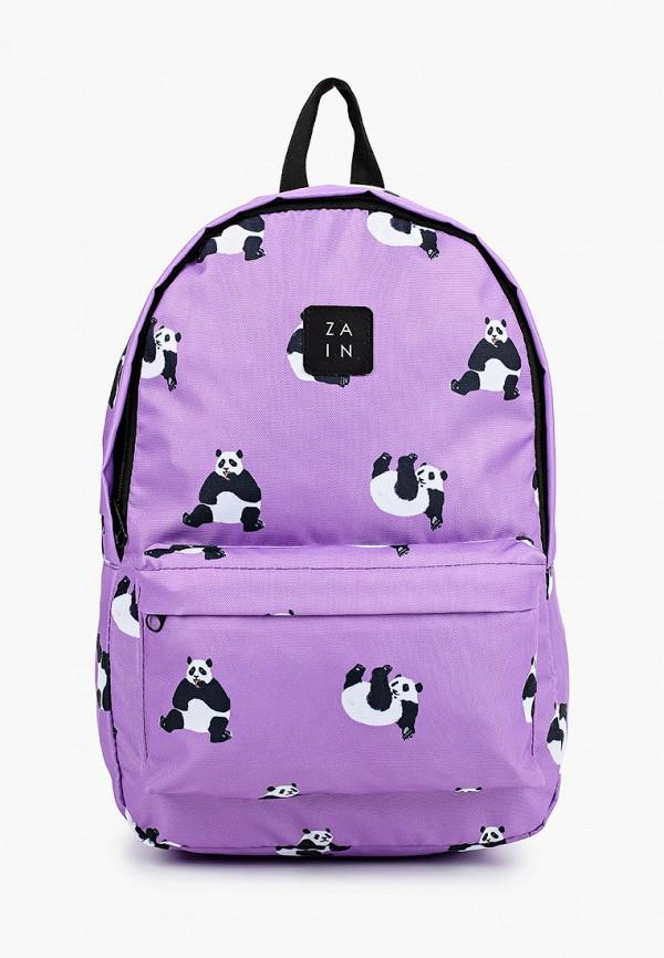 женский рюкзак zain, фиолетовый