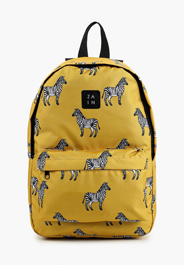 женский рюкзак zain, желтый