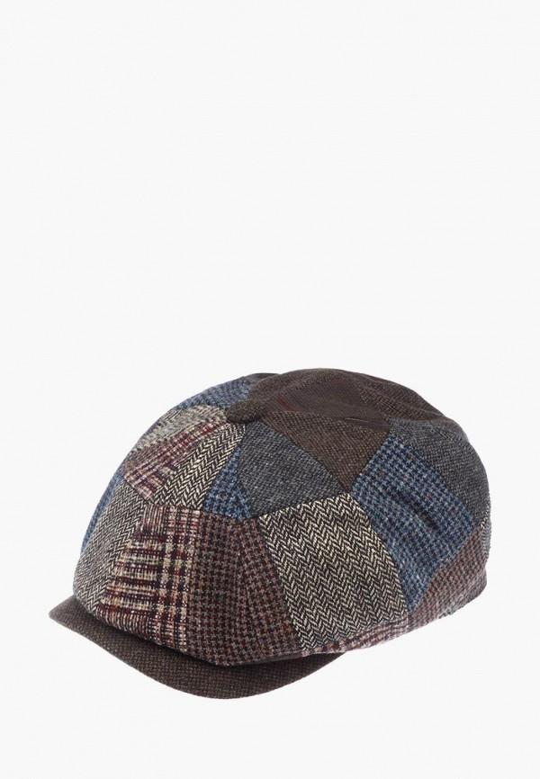 женская кепка stetson, разноцветная