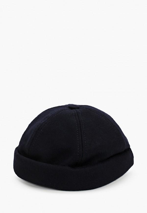 женская шапка behurr, синяя