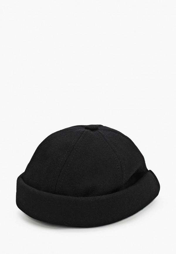 женская шапка behurr, черная