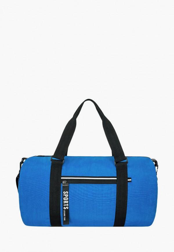 женская сумка exodus, голубая