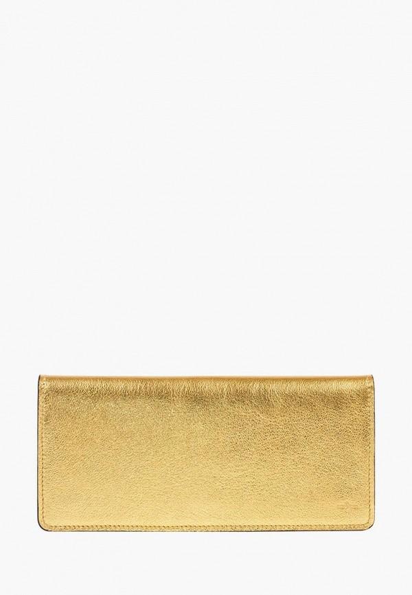 женский кошелёк igor york, золотой