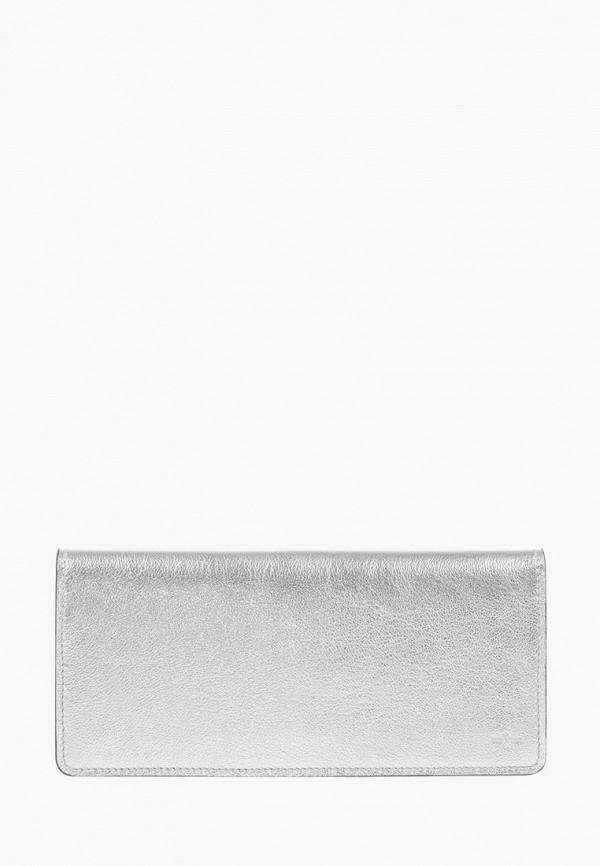 женский кошелёк igor york, серебряный