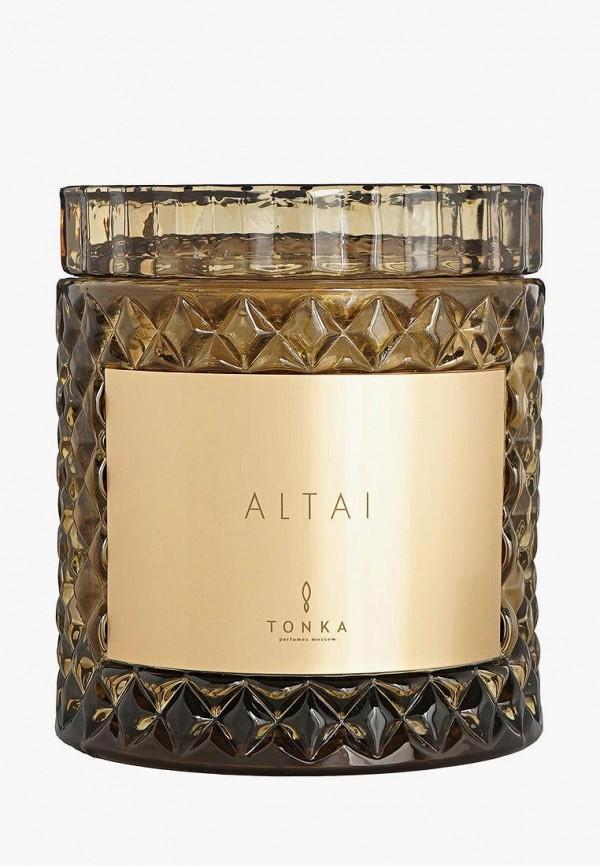 Свеча ароматическая Tonka
