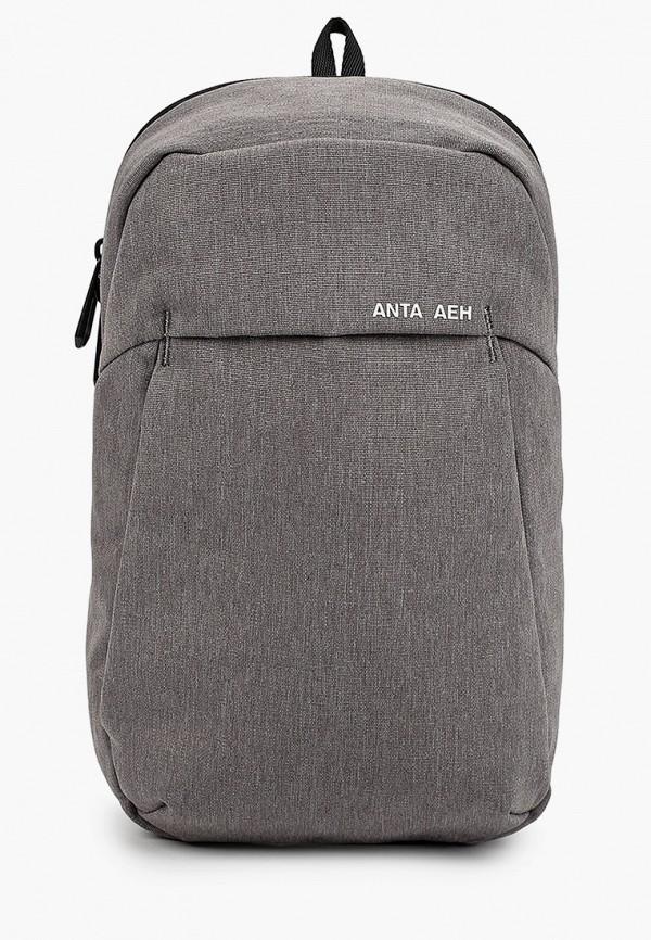 женский рюкзак anta, серый