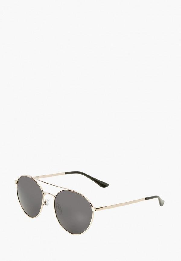 женские солнцезащитные очки enni marco, серебряные