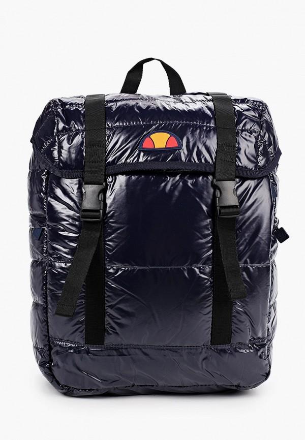 женский рюкзак ellesse, синий