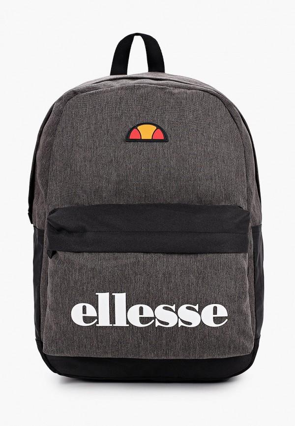 женский рюкзак ellesse, серый