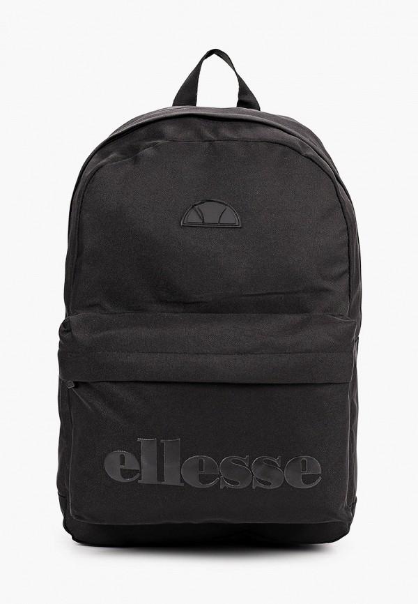 женский рюкзак ellesse, черный