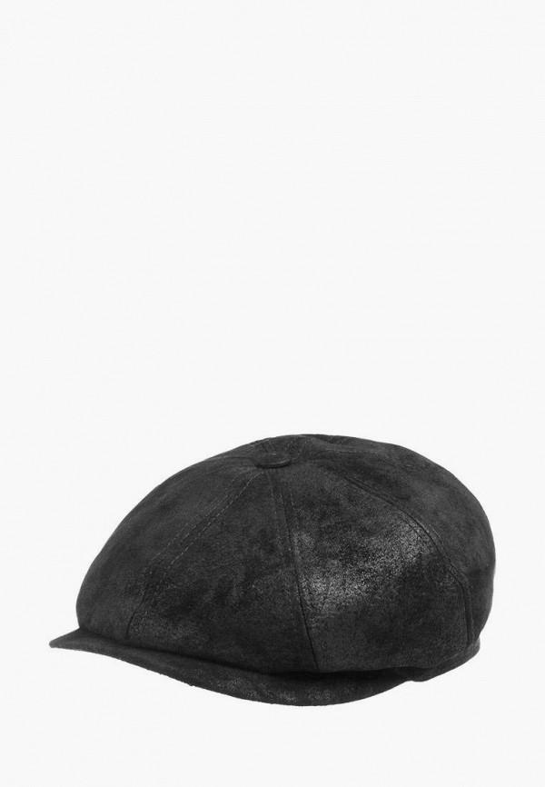 Кепка Stetson цвет черный