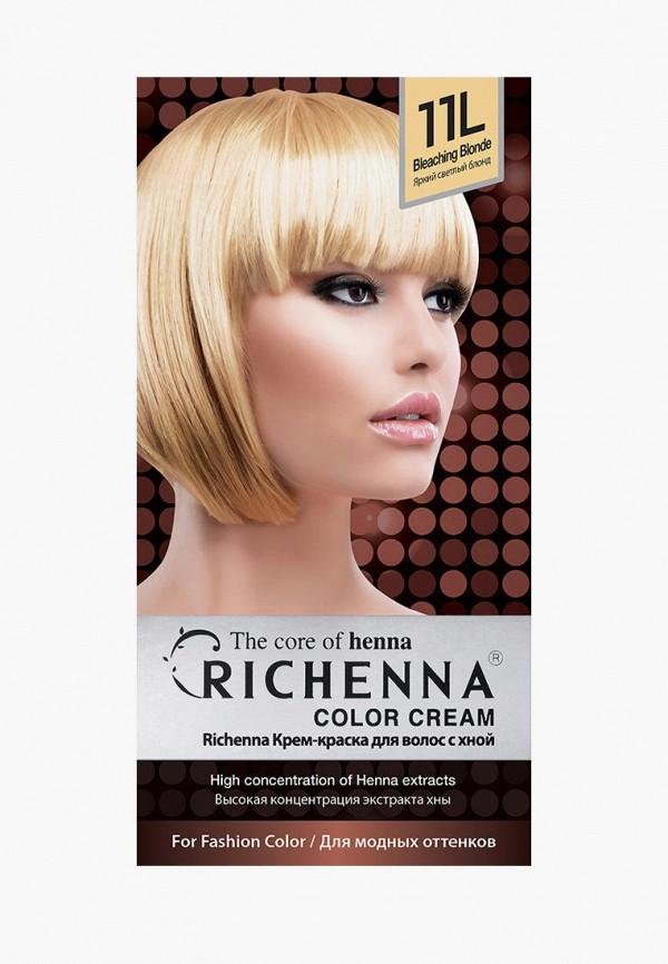 женский краска для волос richenna, белый