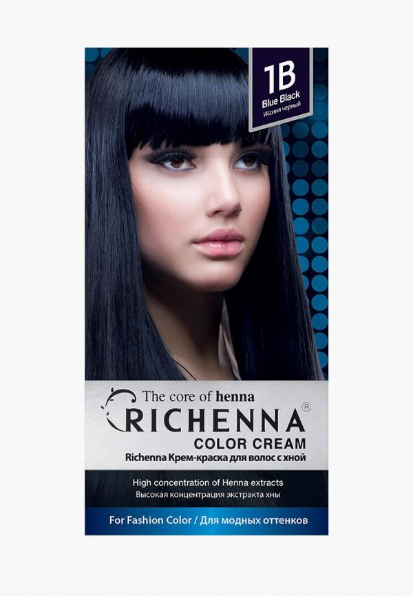 женский краска для волос richenna, синий