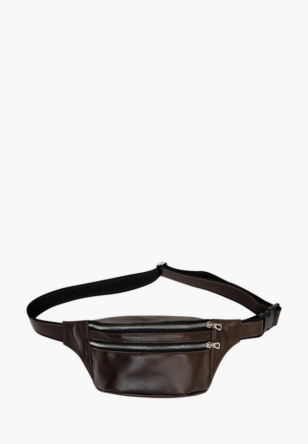 женская сумка sambag, коричневая