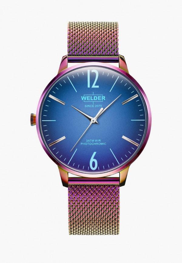 женские часы welder, разноцветные