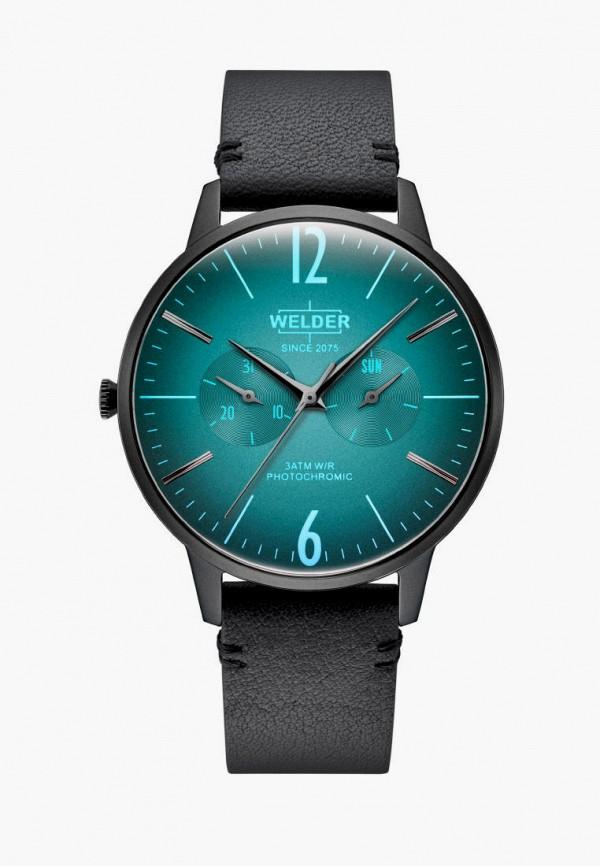 женские часы welder, черные