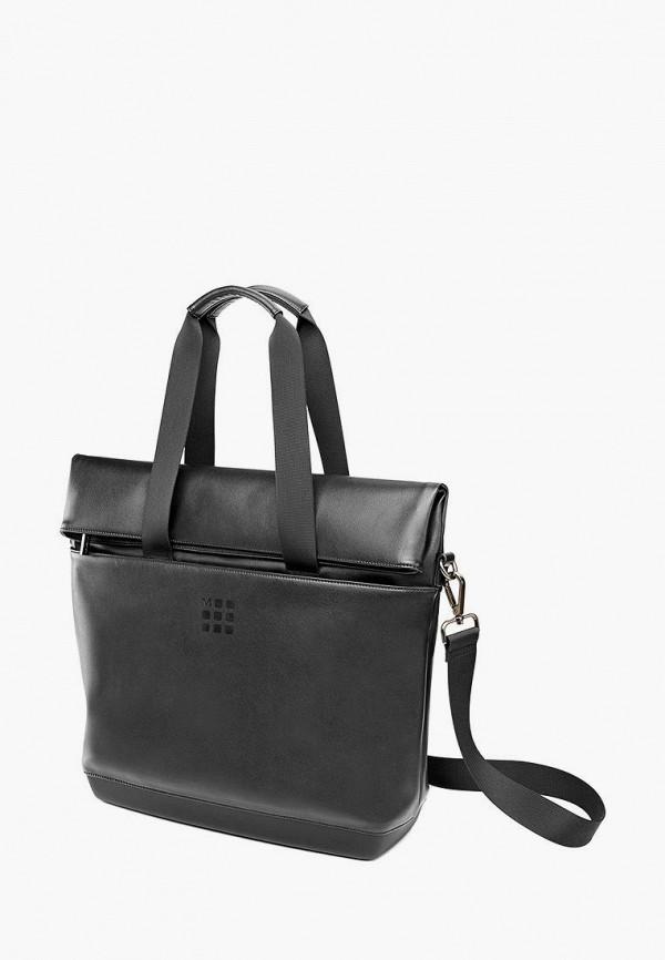 женская сумка moleskine, черная
