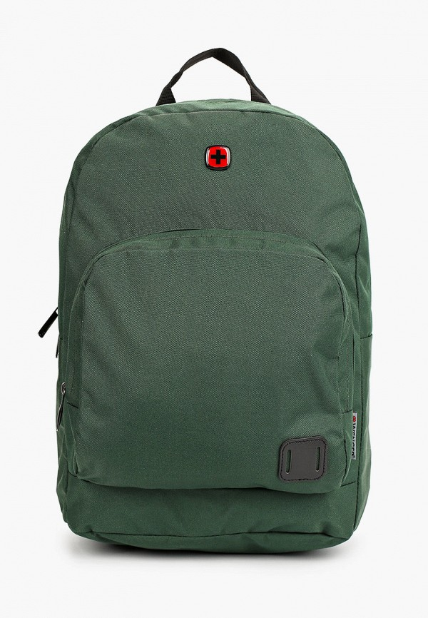 женский рюкзак wenger, зеленый