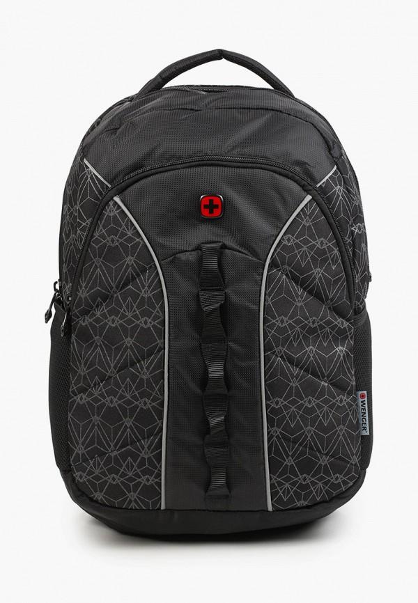 женский рюкзак wenger, черный