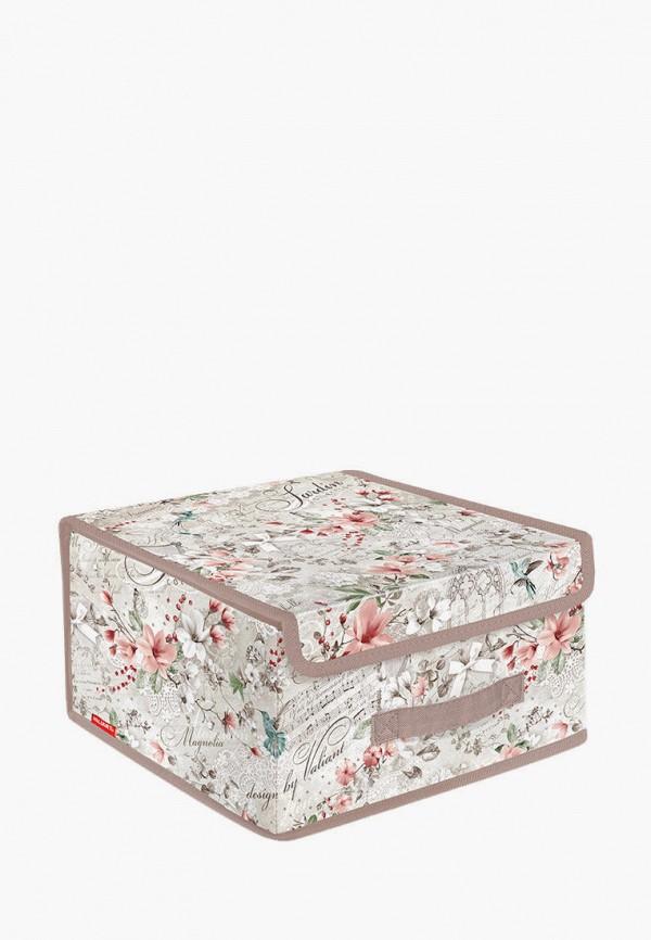 Короб для хранения Valiant, Бежевый, 28*30*16 см