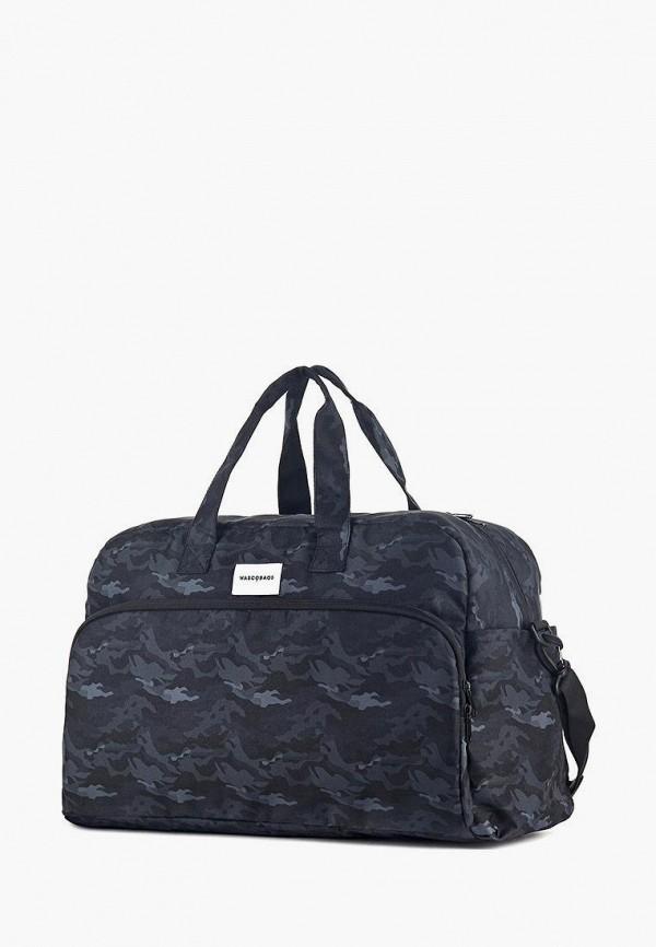 женская сумка wascobags, серая