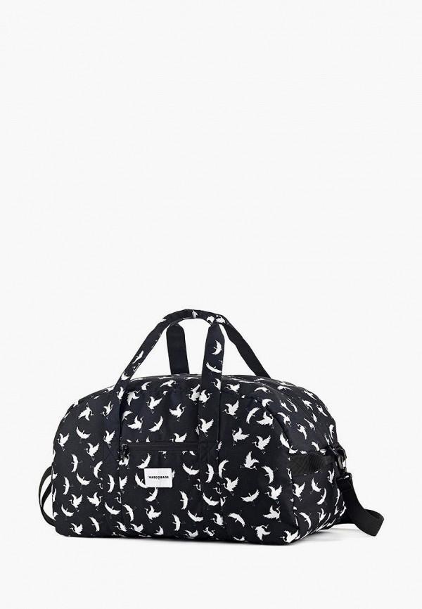 женская сумка wascobags, черная