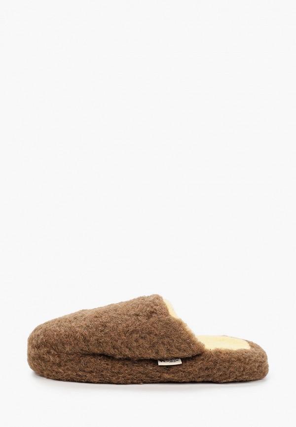 Тапочки Alwero Alwero  коричневый фото