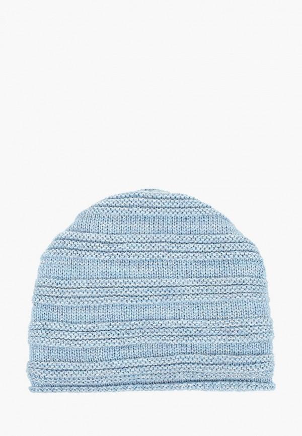 женская шапка сиринга, голубая