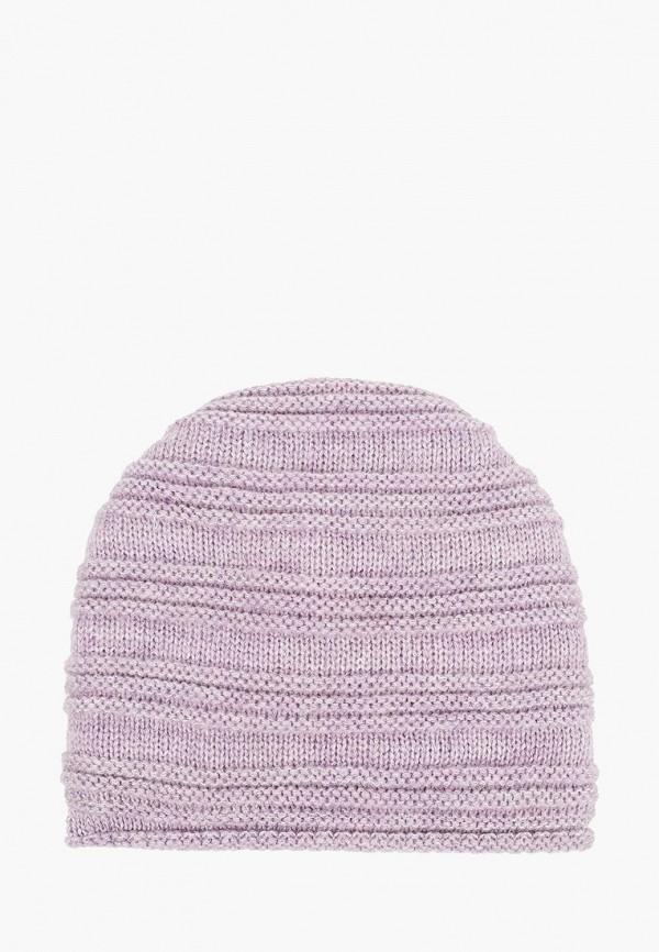 женская шапка сиринга, фиолетовая
