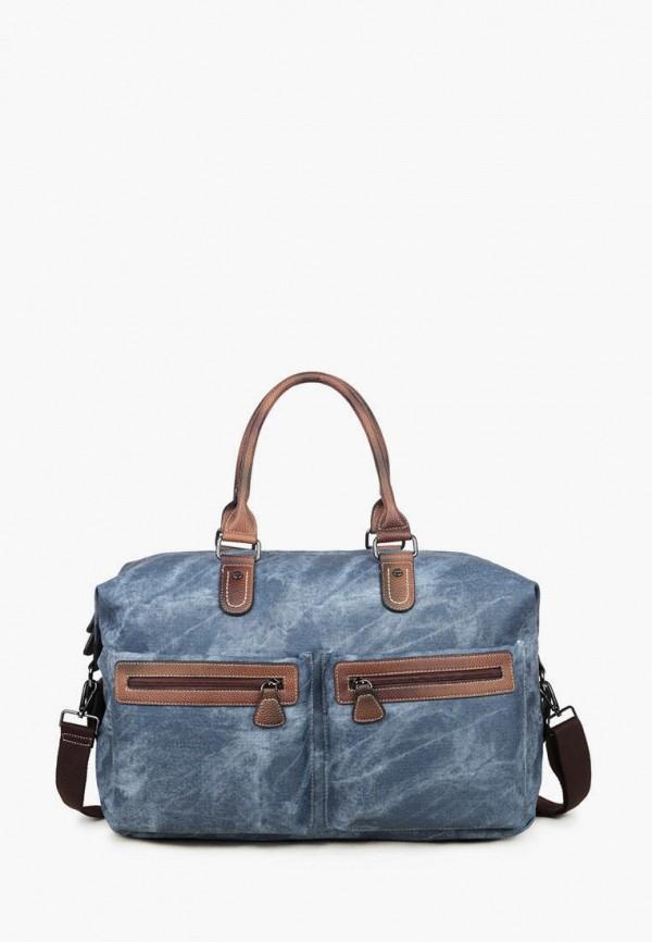женская дорожные сумка dda, голубая