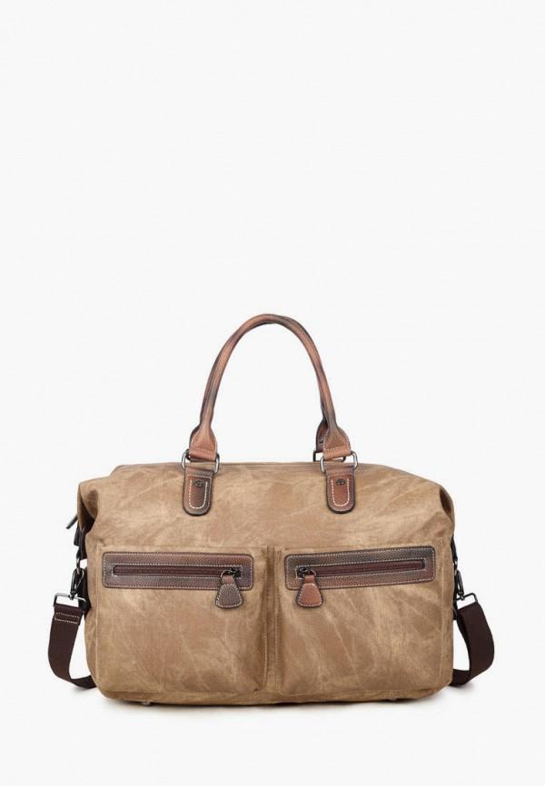 женская дорожные сумка dda, бежевая