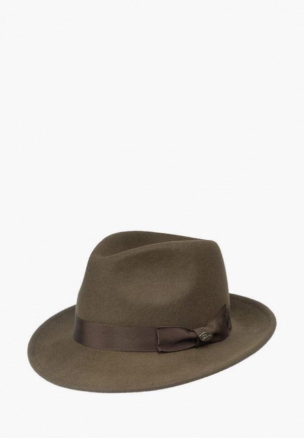 женская шляпа bailey, зеленая