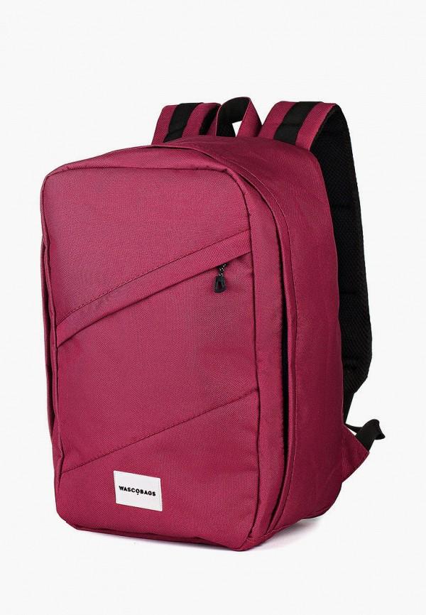 женский рюкзак wascobags, фиолетовый