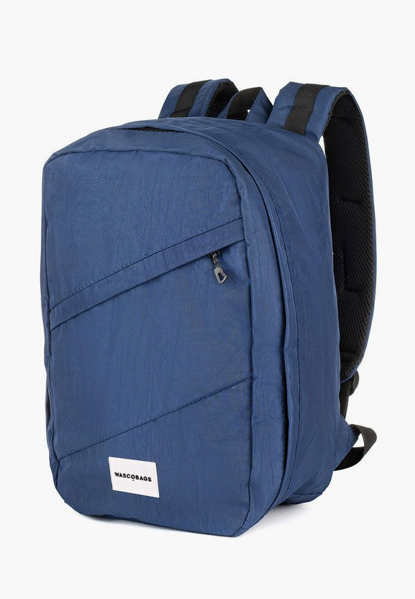 женский рюкзак wascobags, синий