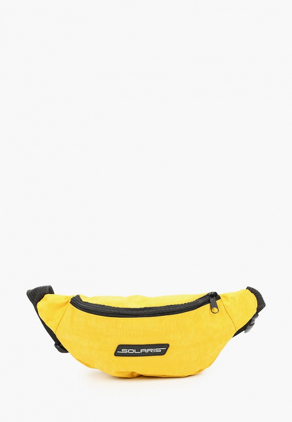 женская поясные сумка solaris, желтая